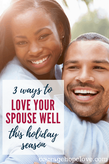 love spouse well