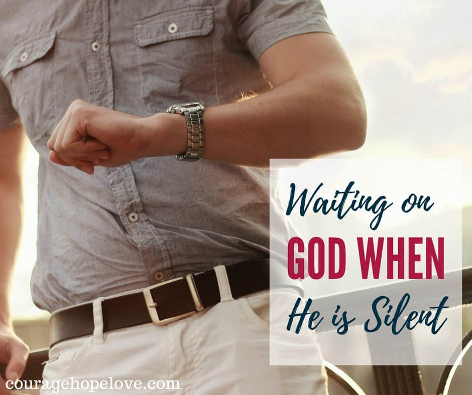 Waiting on God When He is Silent