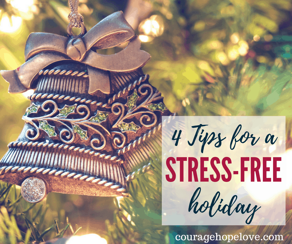 4 Tips for a Stress-Free Holiday