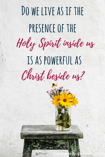 Power of Holy Spirit