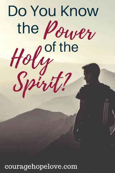 Do You Know the Power of the Holy Spirit?