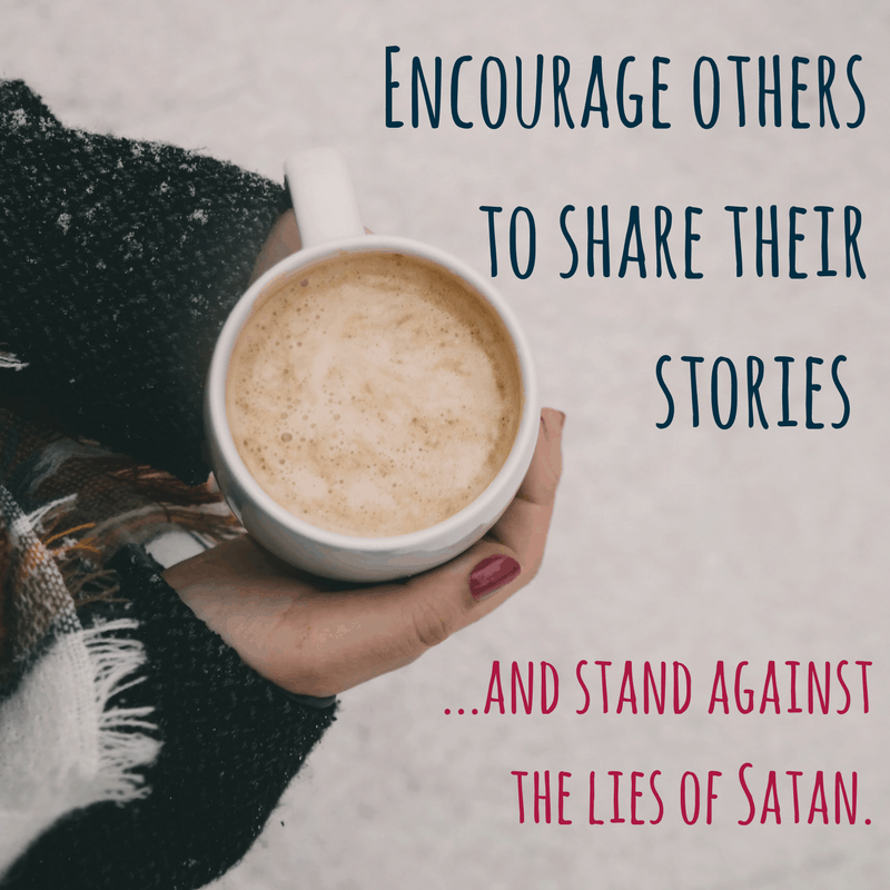 There are 3 lies that trauma causes. We must stand against these and find the strength and encouragement to overcome the pain of the trauma.