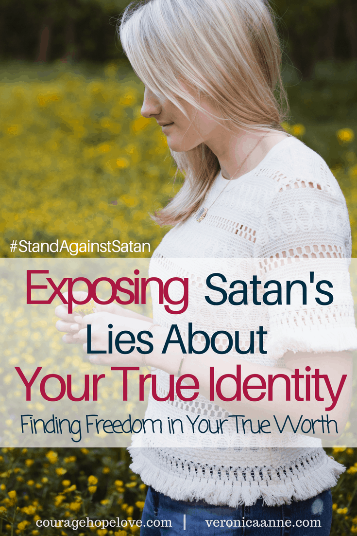 Exposing Satan's Lies About Your True Identity
