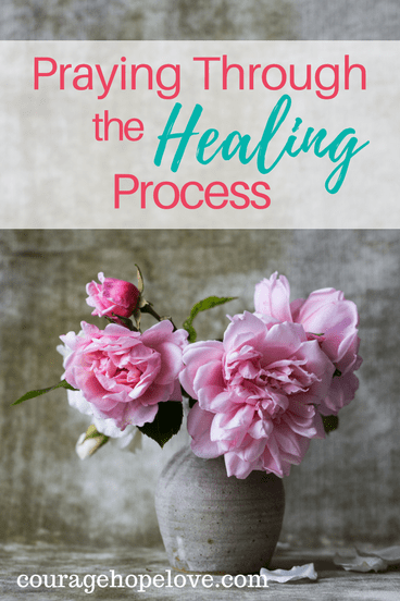 Praying Through the Healing Process