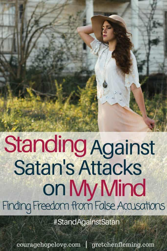 Standing Against Satan's Attacks on My Mind