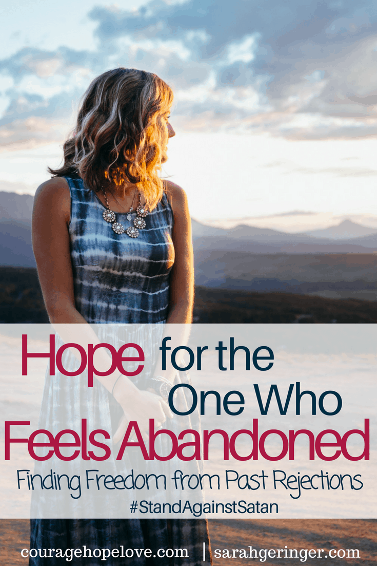 Hope for the One Who Feels Abandoned