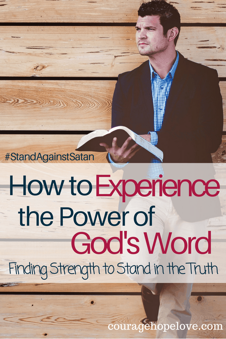 How to Experience the Power of God's Word