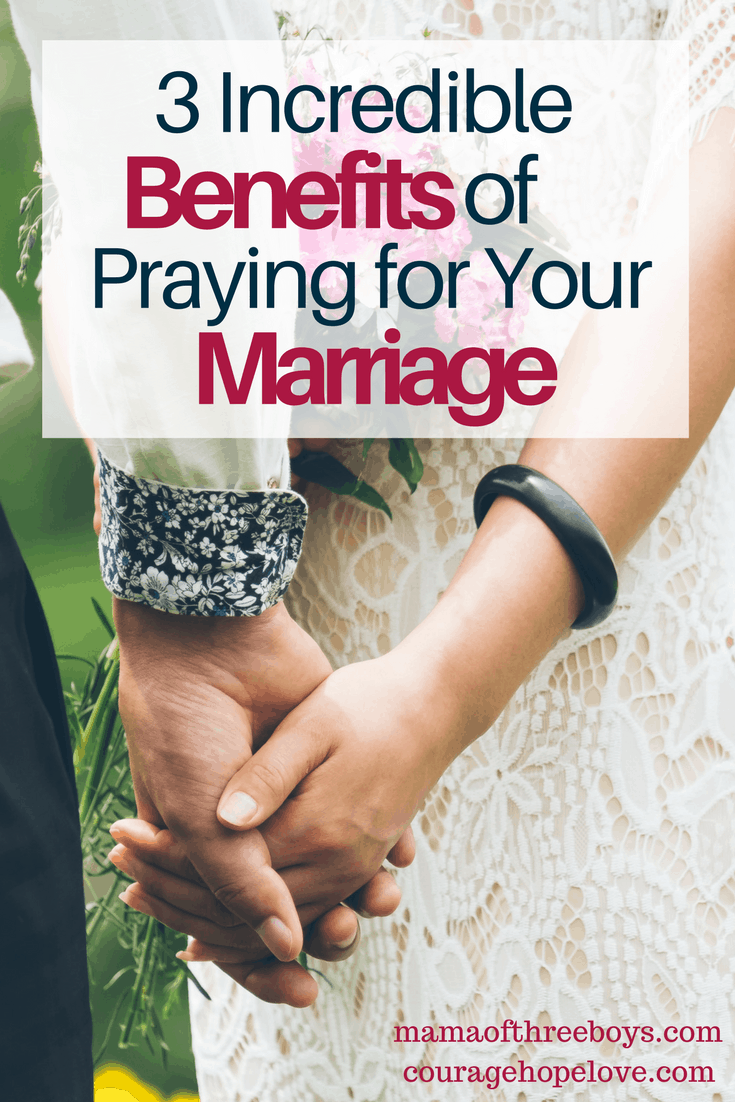 Benefits of prayer in marriage