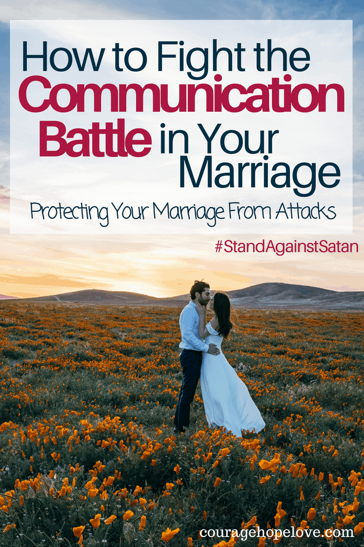 How to Fight the Communication Battle in Your Marriage