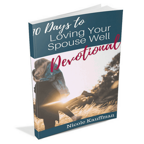 Loving Your Spouse Well Devotional