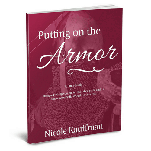 Putting on the Armor Bible Study
