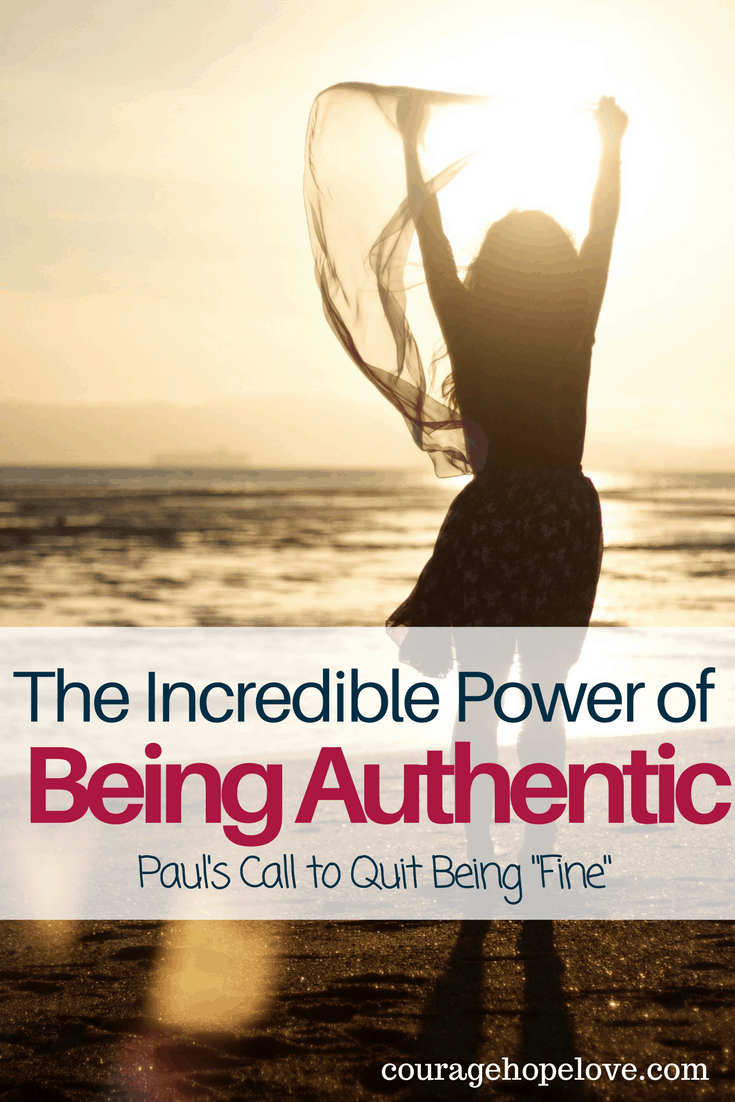 The Power of Authenticity