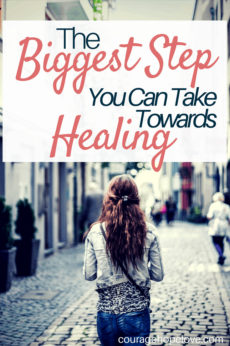 Are you looking for healing and hope? Have you struggled for so long, you're ready to give up on ever finding freedom? You can find healing and freedom...