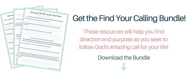 Find Your Calling Bundle