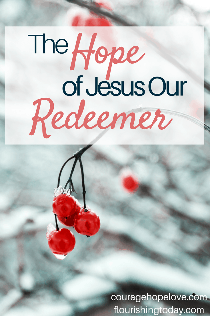 The Hope of Jesus Our Redeemer