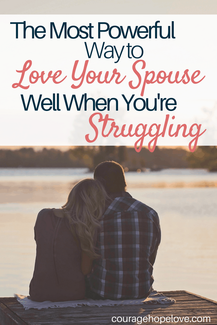 Is your relationship with your spouse a real struggle or easy going?