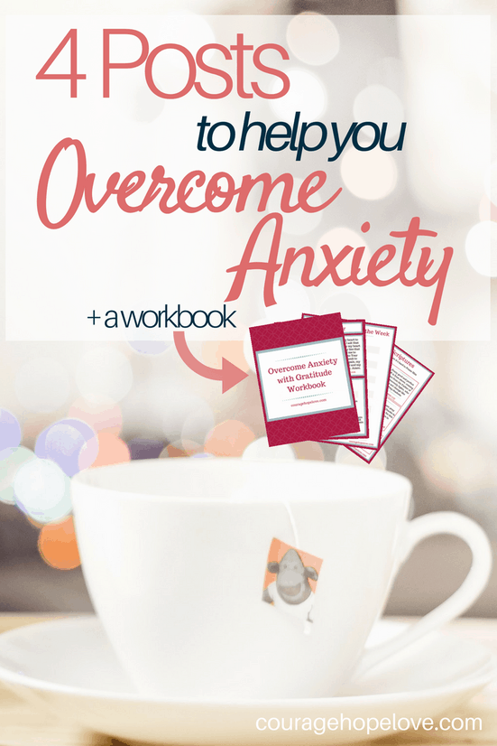 how to help someone overcome anxiety