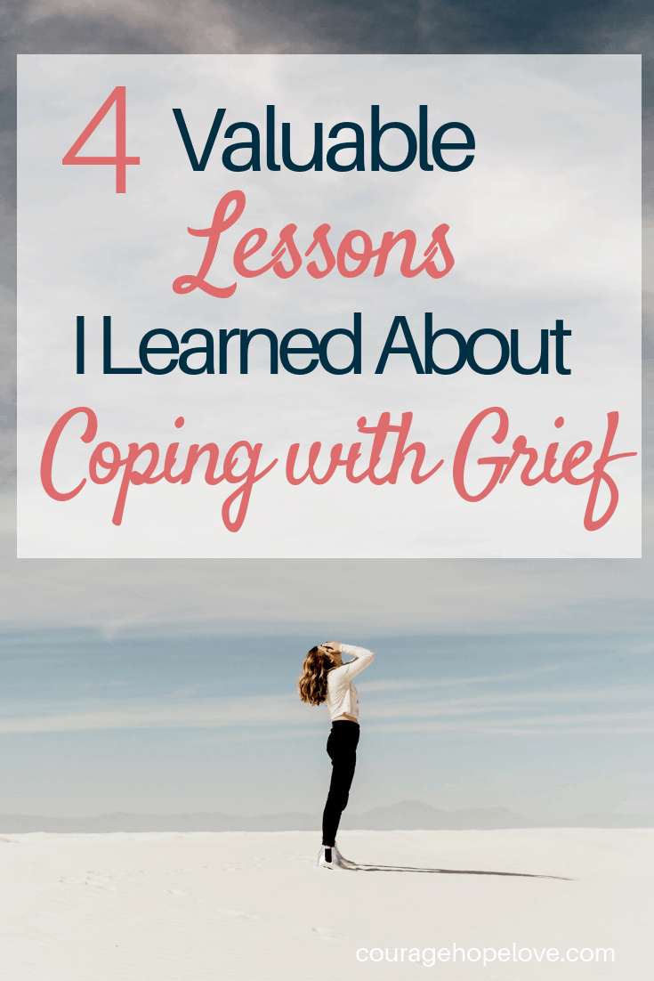 4 Valuable Lessons I Learned About Coping with Grief