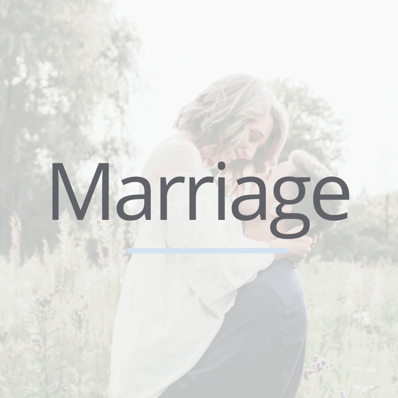 Marriage Blog - Christian Marriage - Marriage Tips